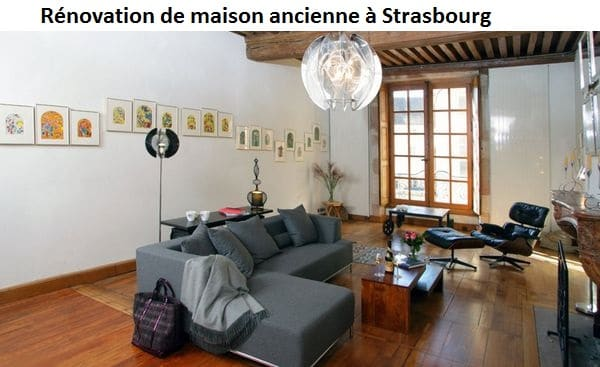 travaux renovation maison strasbourg ventana blog. Black Bedroom Furniture Sets. Home Design Ideas
