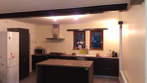 Renovation complete maison pres de strasbourg