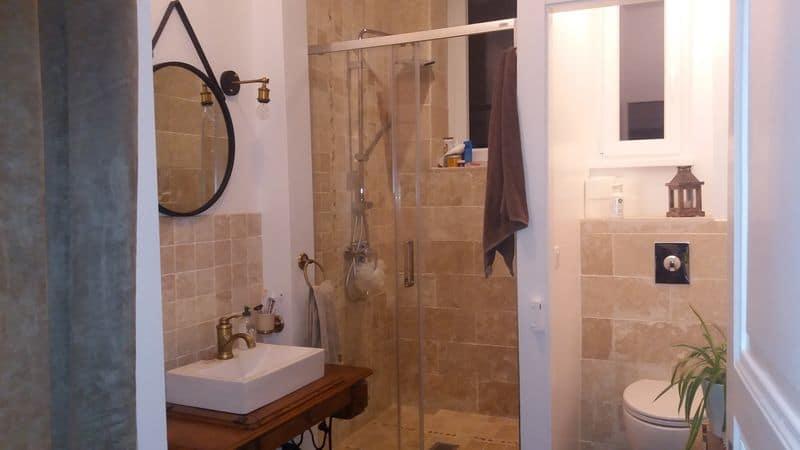 Rénovation d\'une salle de bains et d\'une cuisine à Strasbourg ...