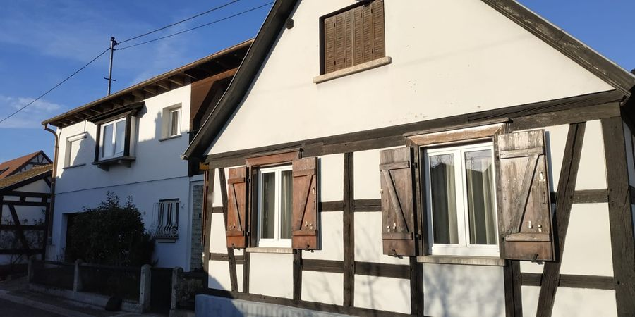 Rénovation complète d'une maison à Illkirch