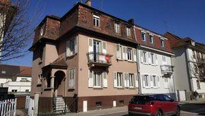 Rénovation façade et toiture d'une maison à Strasbourg