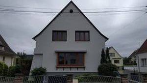 Rénovation d'une maison Strasbourgeoise