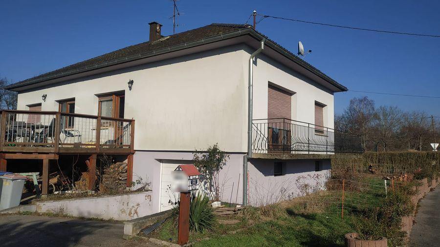 rénovation intérieure de maison située au nord de Strasbourg