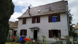 Estimatif pour des travaux de rénovation complète d'une maison à Strasbourg