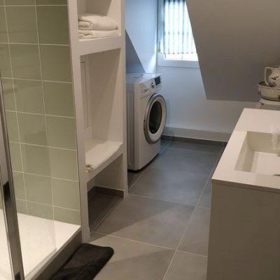 Rénovation d'une salle de bain à Strasbourg
