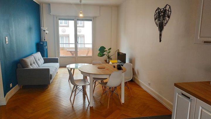 Rénovation complète d'un appartement à Strasbourg