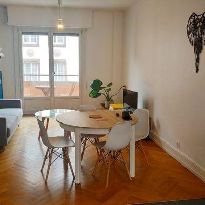 Rénovation d'un appartement à Strasbourg