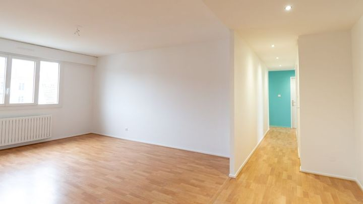 Rénovation d'un appartement à Schiltigheim