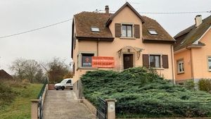 Rénovation totale d'une maison à Rosheim