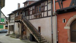Estimatif pour des travaux de rénovation dans une maison à Obernai