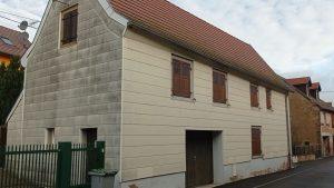 Estimatif travaux de rénovation dans une maison à Marmoutier