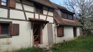 Estimatif pour la rénovation complète d'une maison à Odratzheim
