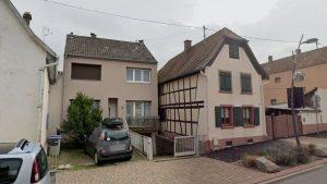 Estimatif pour des travaux d'aménagement à Oberschaeffolsheim