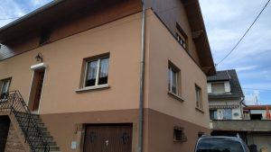 Estimatif pour la rénovation complète d'une maison à Romanswiller